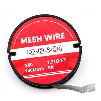 Digilfavor - Mesh Wire (5ft Reel)