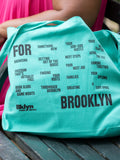 *LIMITED EDITION* For Brooklyn Tote