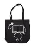 Bookman Tote Bag