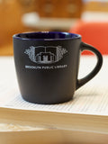 Central Seal Black & Blue Mug