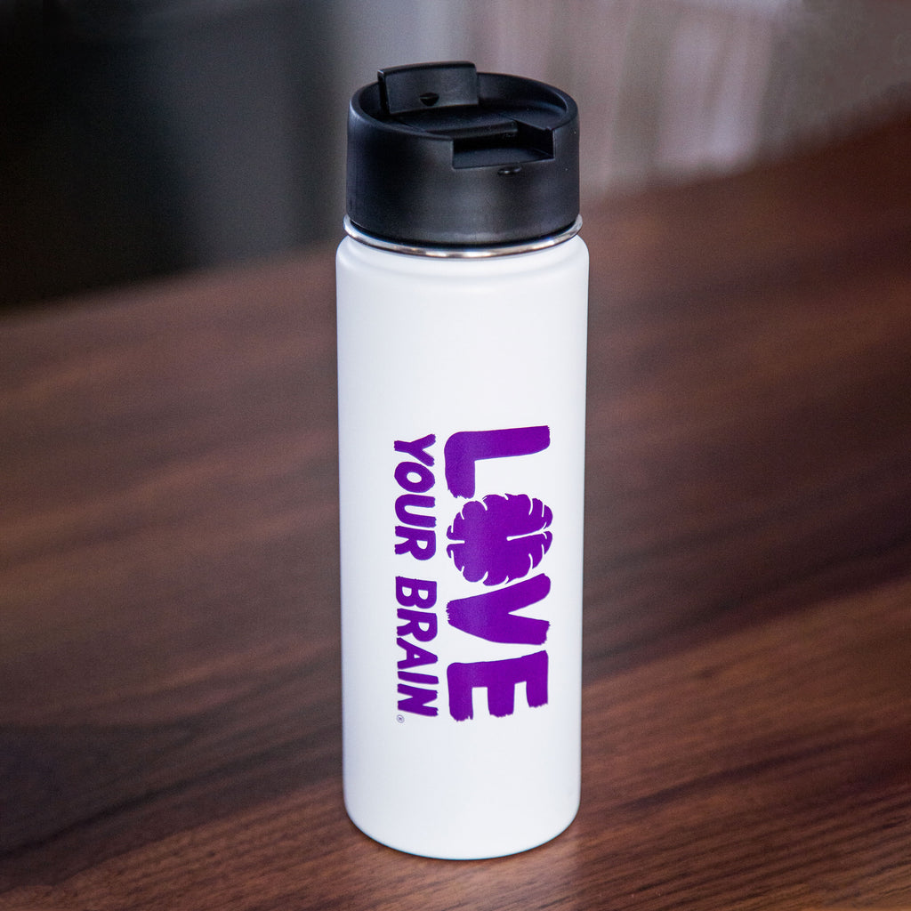 LoveYourBrain Hydroflask Water Bottles