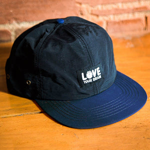 LoveYourBrain 6 Panel Hat