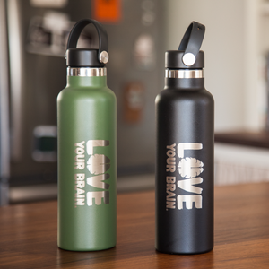 21 oz Hydroflask Water Bottle