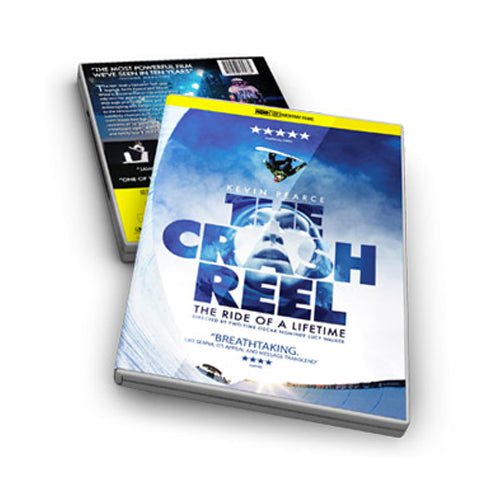 The Crash Reel DVD