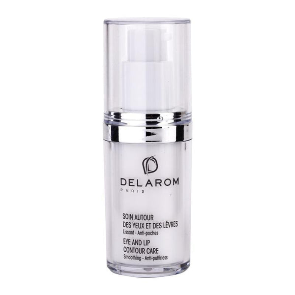 Delarom Eye And Lip Contour Care Anti-puffiness Smoothing Gel - 15ml
