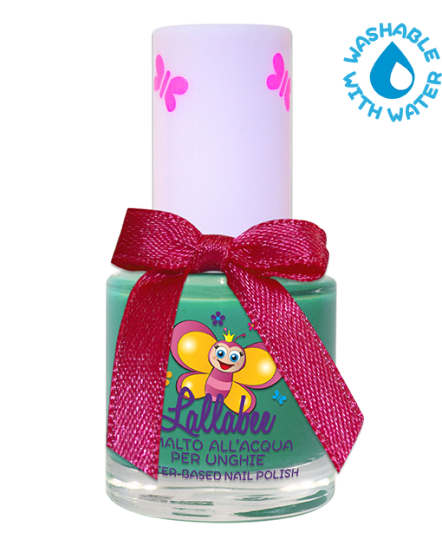 LALLABEE -Childrens Water-based nail polish (108 Lattementa) GREENCosmetics Online IE