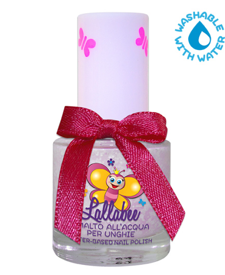 LALLABEE -Childrens Water-based nail polish (109 Fiorellino )Cosmetics Online IE
