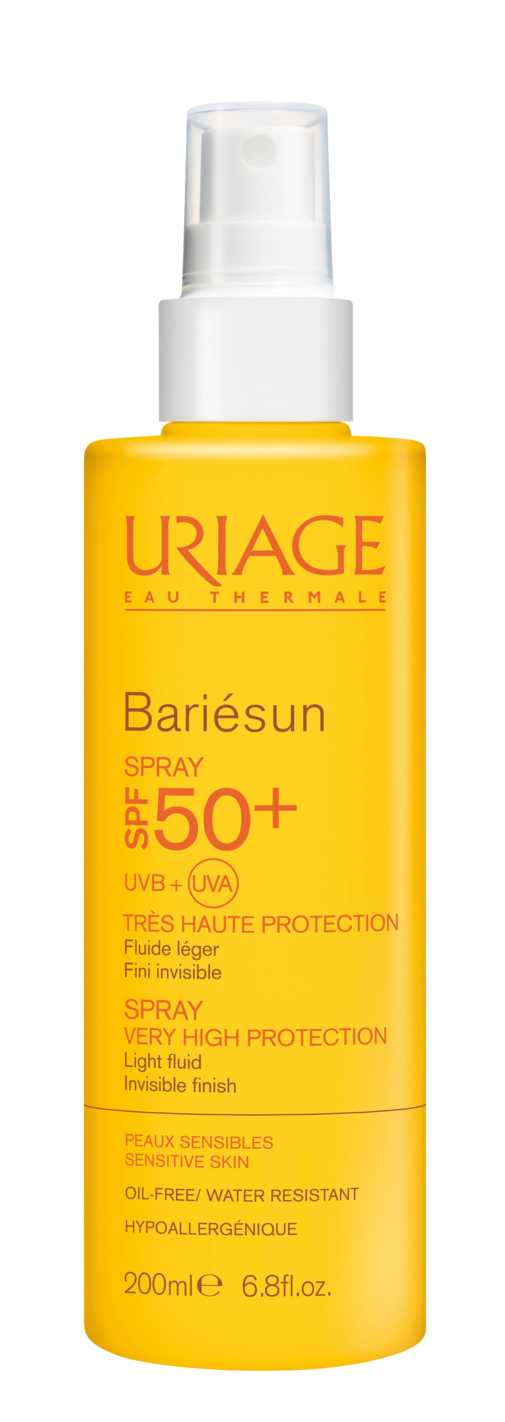 URIAGE Bariesun Very High Protection Sun Spray with SPF50+Cosmetics Online IE