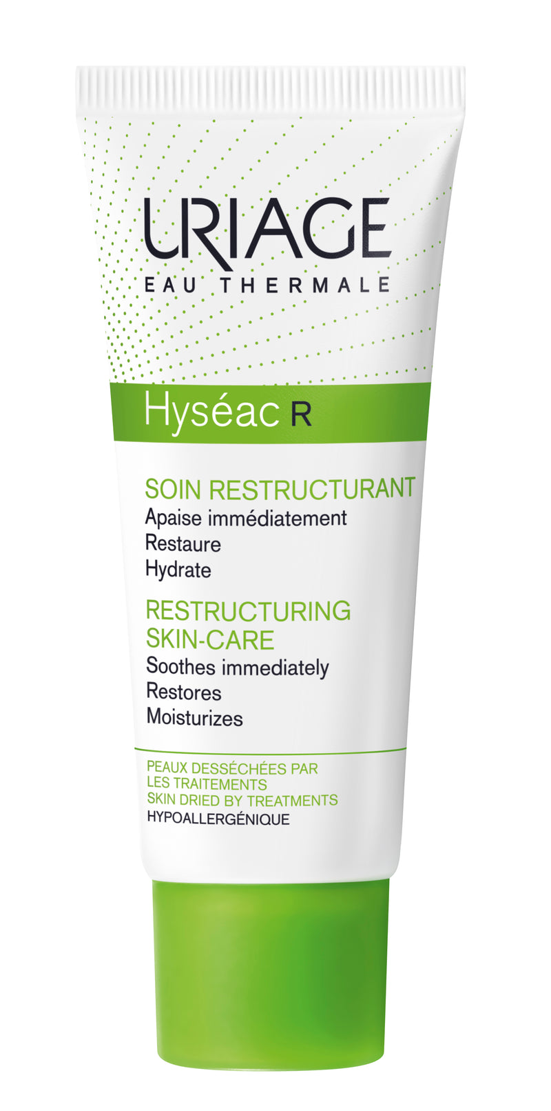 URIAGE Hyseac R Additional Care for Skin Dried by Treatments - 40ml - Cosmetics Online IE