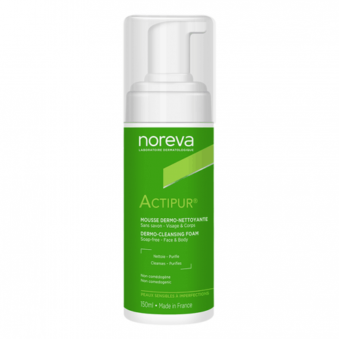 Noreva Actipur Dermo-Cleansing Foam 150ml