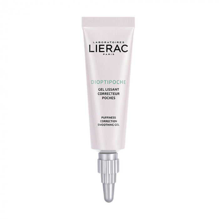 LIERAC DIOPTIPOCHE PUFFINESS CORRECTION SMOOTHING EYE GEL 15ML