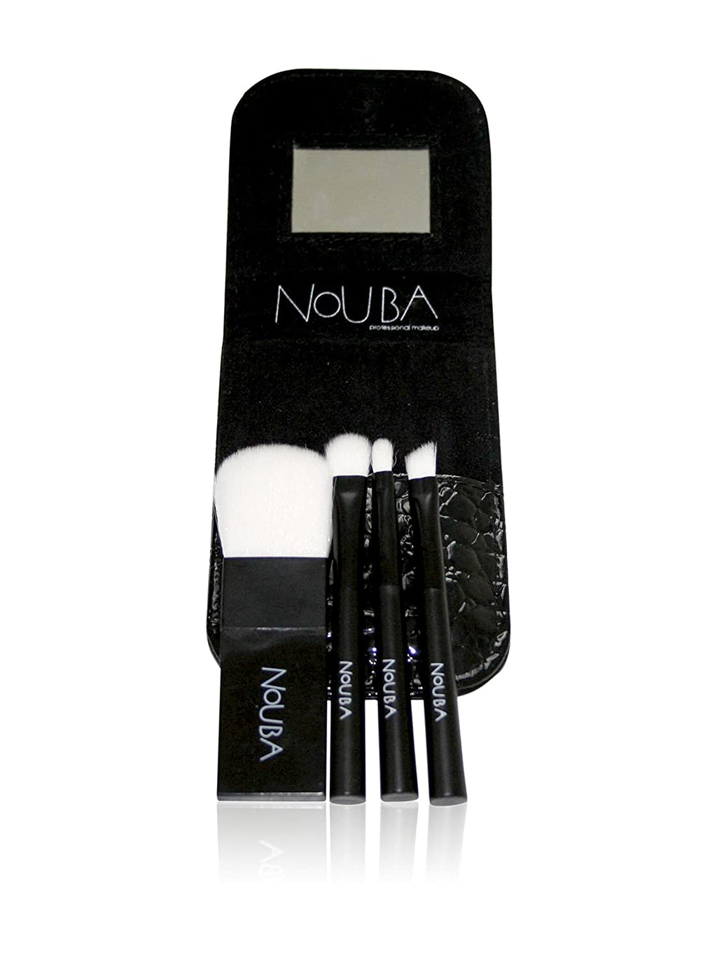 Nouba- Travel Bag Set With 4 BrushesCosmetics Online IE