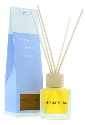 AromaWorks -Hygge Revive Diffuser Amyris and bergamot