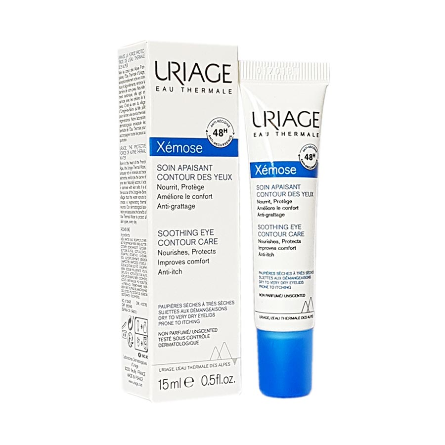 URIAGE- XEMOSE SOOTHING EYE CONTOUR CARE 15ml