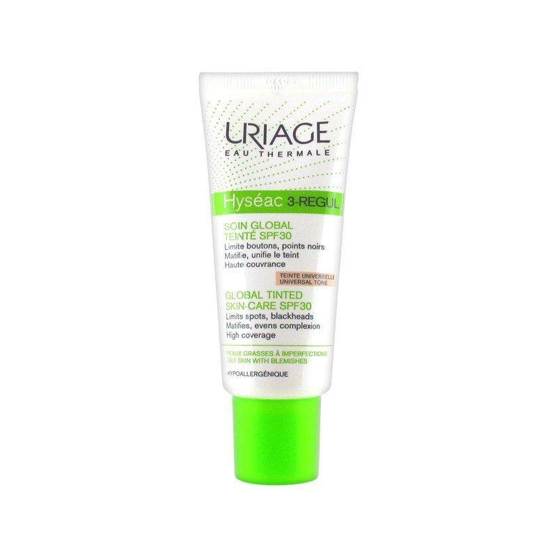 Hyseac 3-Regul Global Tinted Skin-Care SPF30 40mlCosmetics Online IE