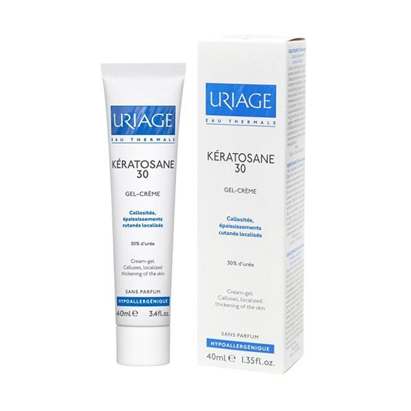 URIAGE KÉRATOSANE 30 CREAM-GEL 40MLCosmetics Online IE