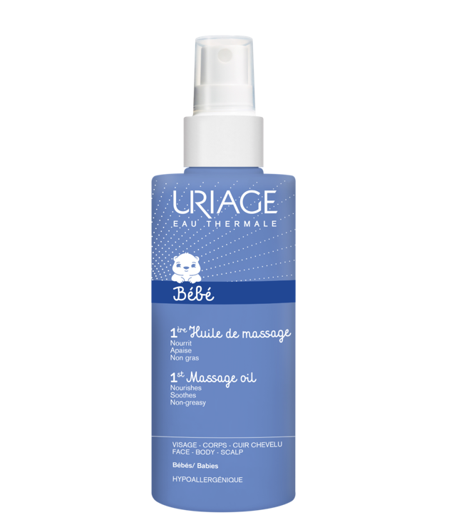 Uriage Baby's 1st Nourishing Massage Oil - 100ml