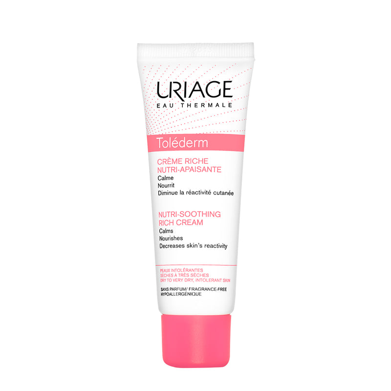 URIAGE TOLÉDERM RICH NUTRI-SOOTHING CREAM 50MLCosmetics Online IE