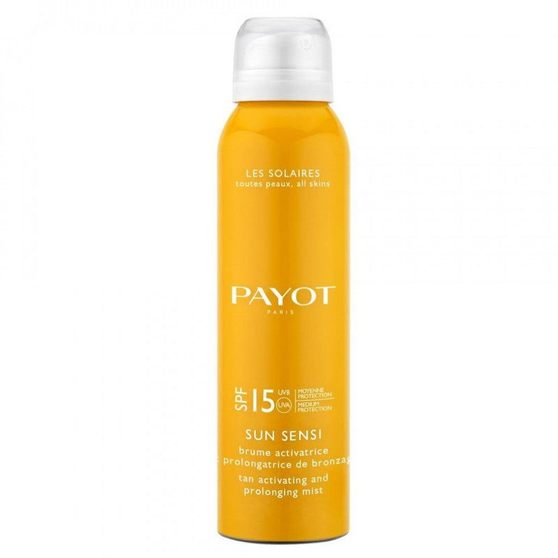 PAYOT Sun Sensi SPF15 Tan Activating Mist- 30mlCosmetics Online IE