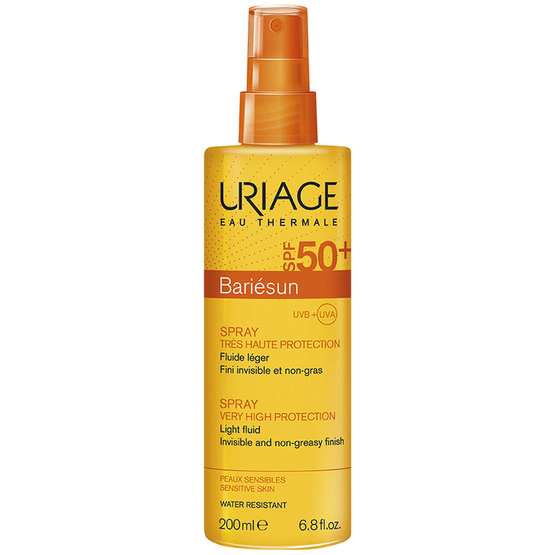 URIAGE BARIÉSUN SPF 50+ SPRAY 200MLCosmetics Online IE