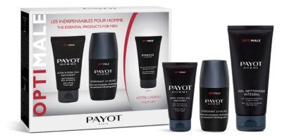 PAYOT HOMME OPTIMALE- THE ESSENTIAL MENS GIFT SET