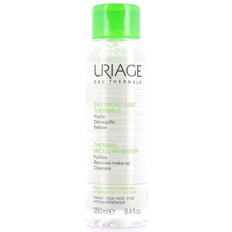 URIAGE THERMAL MICELLAR WATER COMBINATION TO OILY SKIN 250MLCosmetics Online IE
