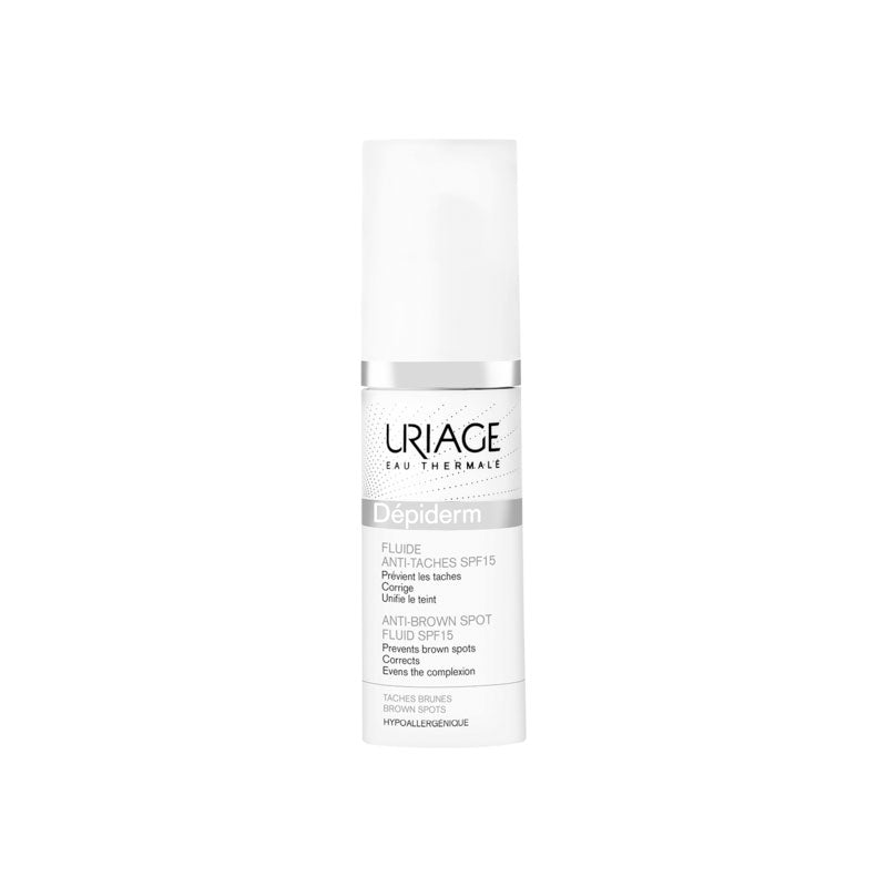 URIAGE DÉPIDERM ANTI-BROWN SPOT FLUID SPF 15 30MLCosmetics Online IE