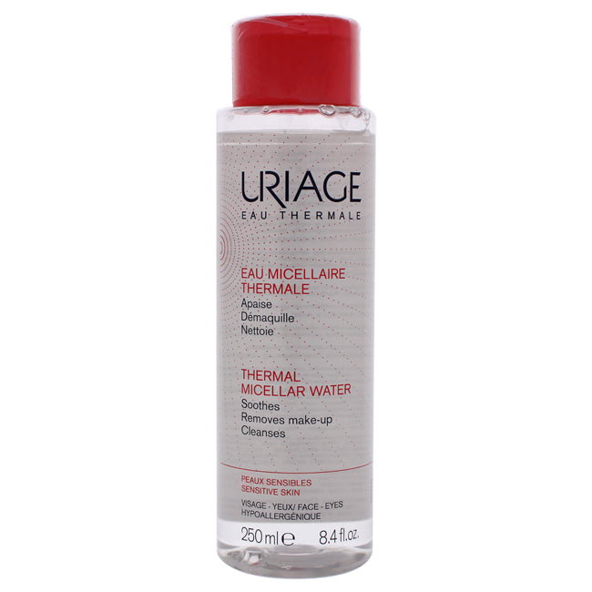 URIAGE THERMAL MICELLAR WATER SKIN PRONE TO REDNESS 250MLCosmetics Online IE