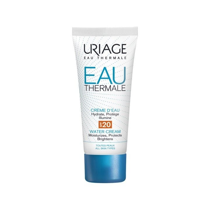 Uriage Moisturising Light Water Cream with SPF20 - 40mlCosmetics Online IE