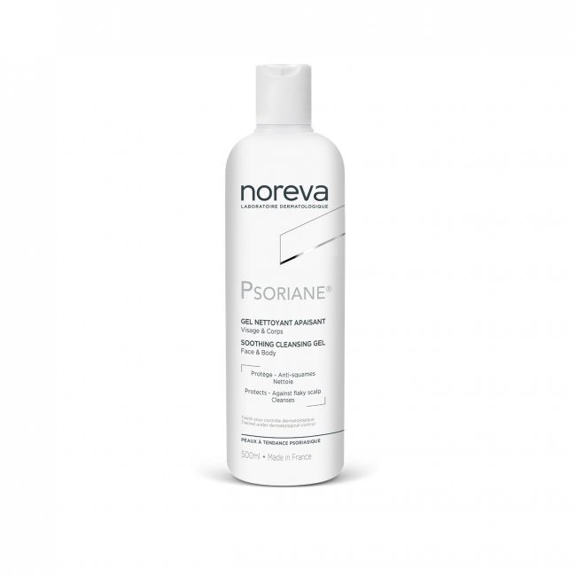 Noreva Psoriane Soothing Cleansing Gel 500ml