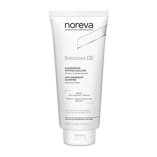 Noreva Sebodiane DS Greasy Dandruff Care Shampoo 125ml