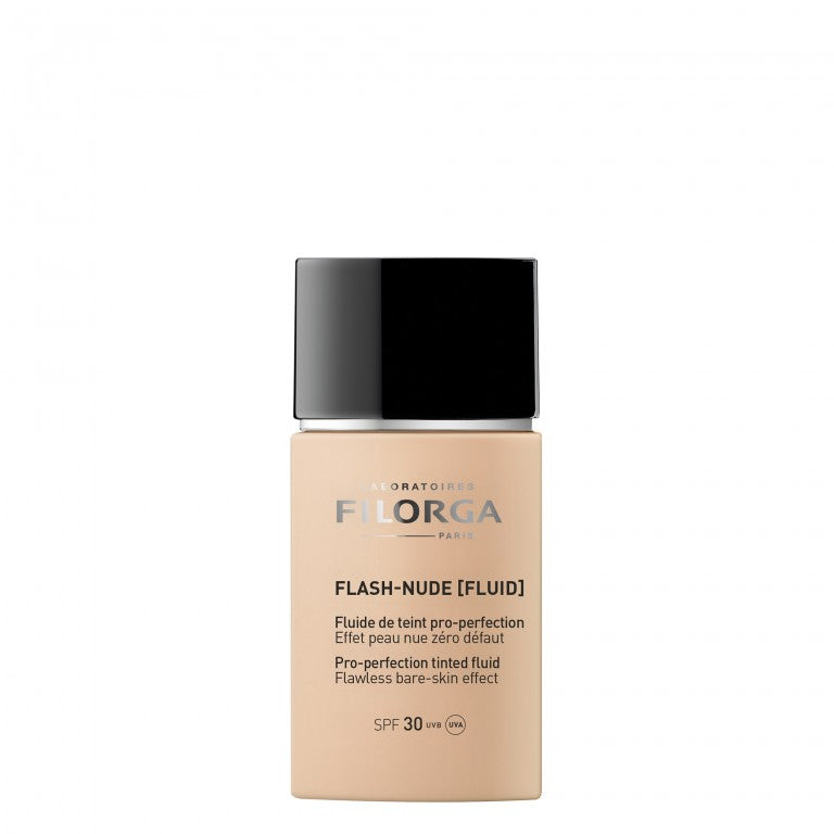 FILORGA FLASH-NUDE [FLUID] SPF 30 30ML -1.5: NUDE MEDIUM