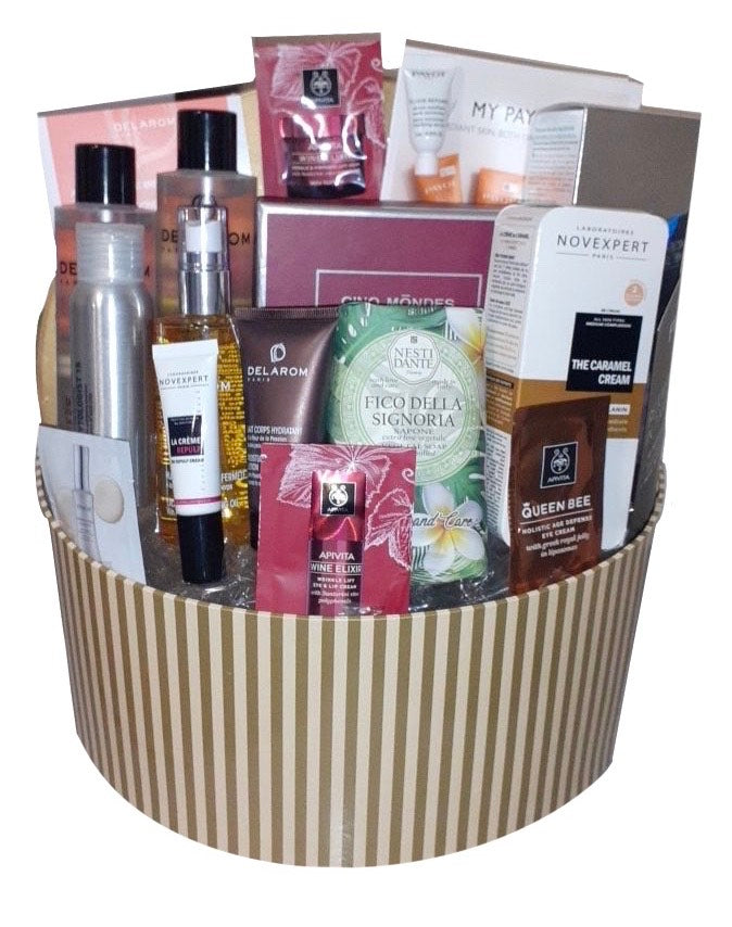Skincare and Lifestyle Hamper