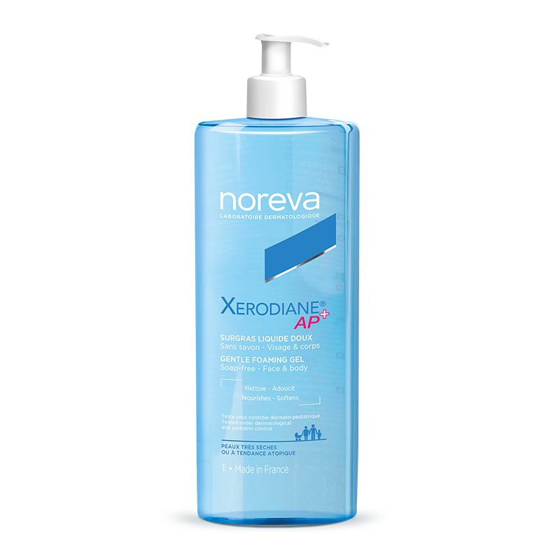 Noreva Xerodiane AP+ Gentle Foaming Gel 1000ml