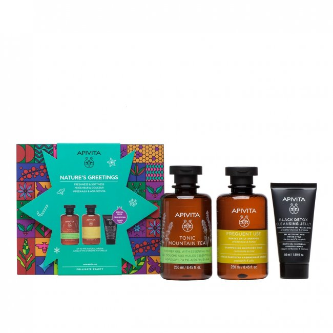APIVITA -NATURE'S GREETINGS GIFT SET