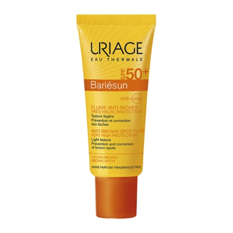 URIAGE BARIÉSUN ANTI-BROWN SPOT FLUID SPF 50+ 40MLCosmetics Online IE