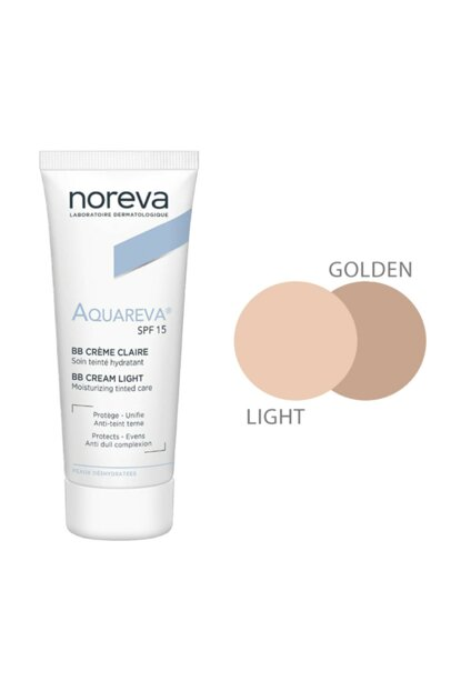 Noreva Aquareva BB Cream Light ( Claire ) Spf15 40 ml
