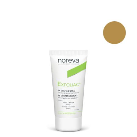 Noreva Exfoliac BB Cream-Golden  30ml