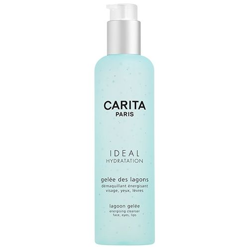 Carita Ideal Hydratation Lagoon Gelee Energising Cleanser For Face, Eyes and Lip