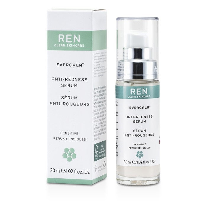 REN - Evercalm™ Anti-Redness Serum 30mlCosmetics Online IE