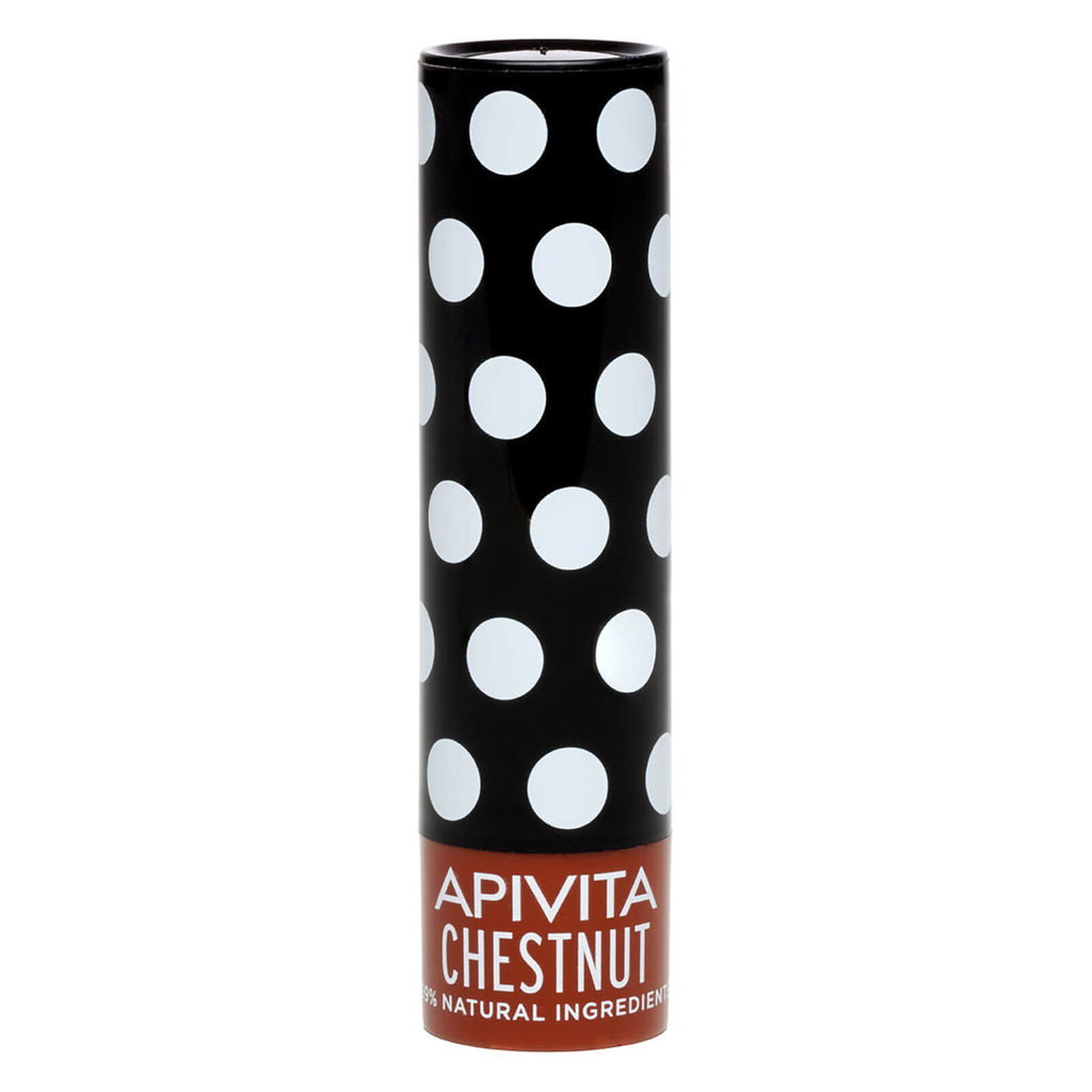 Apivita Lip Care Chestnut 4.4gCosmetics Online IE