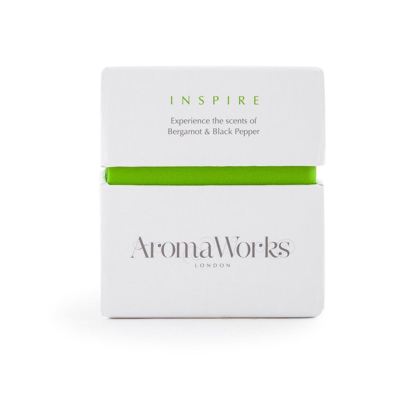 Aroma Works - Inspire Candle 10cl Small