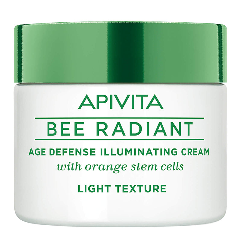 Apivita Age Defense Illuminating Cream Light Texture 50ml