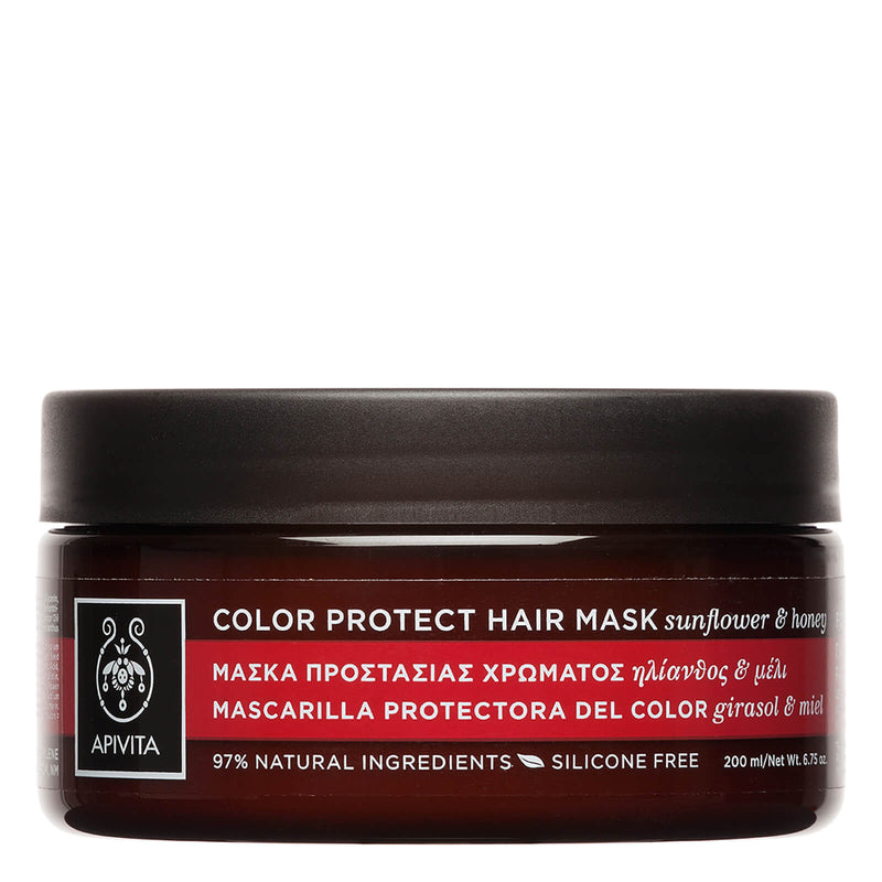 Apivita Colour Protect Hair Mask 200ml