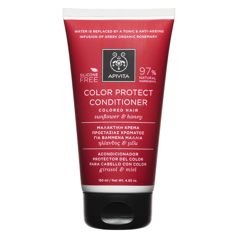 Apivita Colour Protect Conditioner with Sunflower & Honey 150ml
