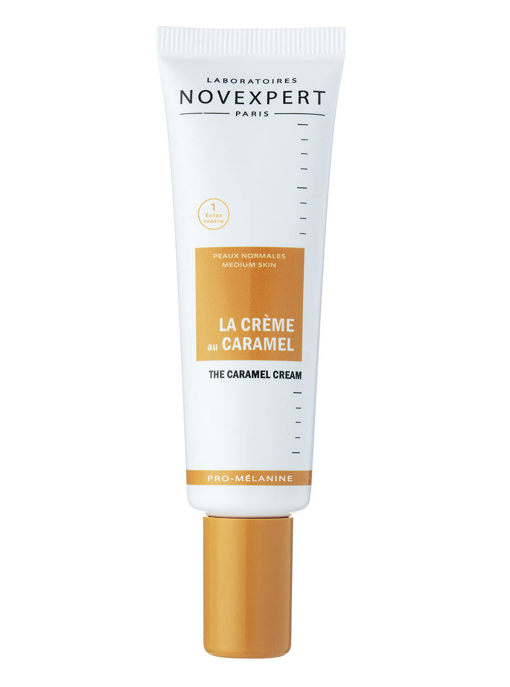 Novexpert The Caramel Cream Ivory – 30mlCosmetics Online IE