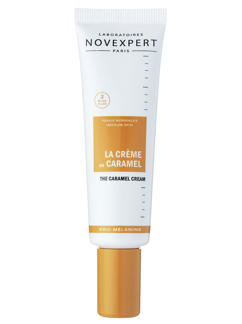 Novexpert The Caramel Cream Golden – 30mlCosmetics Online IE