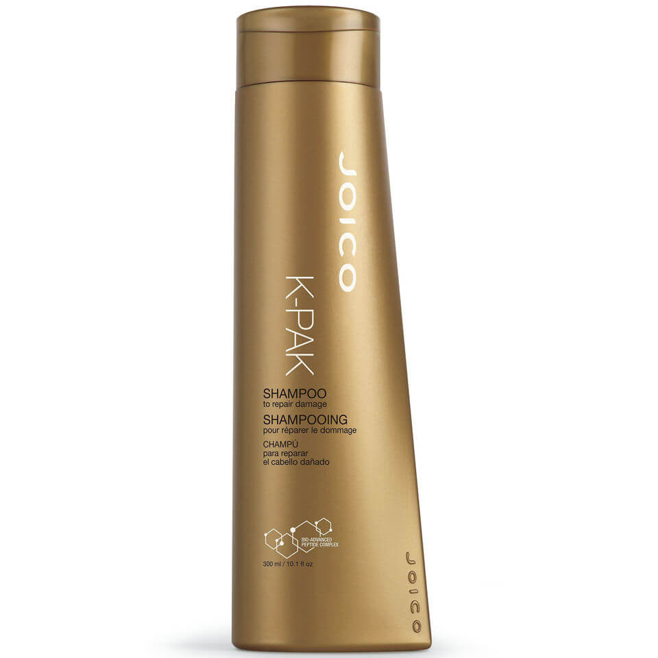JOICO K-PAK SHAMPOO FOR DAMAGED HAIR 300ML