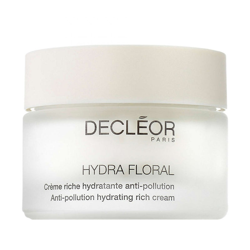 WINTER SALE - DECLÉOR Hydra Floral Anti-Pollution Hydrating Rich CreamCosmetics Online IE