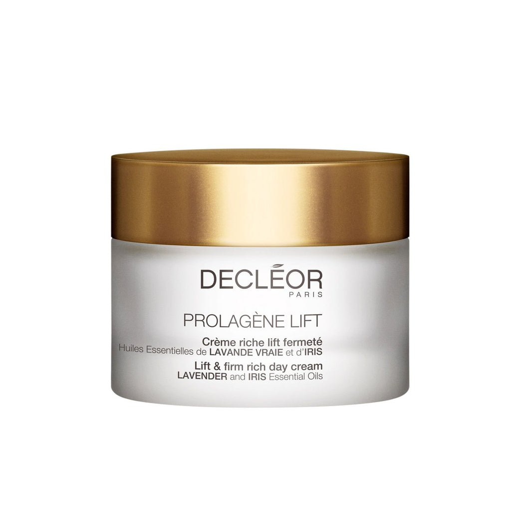 Decleor Prolagene Lift and Firm Rich Day Cream Moisturizer - 50ml